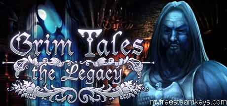 Grim Tales: The Legacy Collector's Edition free steam key