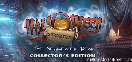 Halloween Stories: The Neglected Dead Collector's Edition