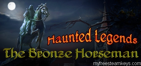 Haunted Legends: The Bronze Horseman Collector's Edition free steam key