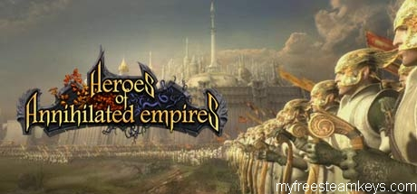 Heroes of Annihilated Empires free steam key