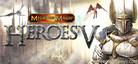 Heroes of Might & Magic V free steam key