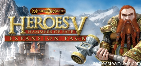 Heroes of Might & Magic V: Hammers of Fate free steam key
