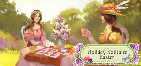 Holiday Solitaire Easter