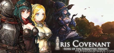 Iris Covenant –Song of the Forgotten Heroes– free steam key