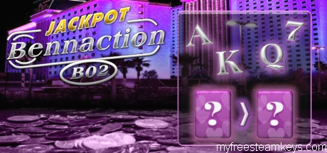 Jackpot Bennaction – B02 : Discover The Mystery Combination free steam key