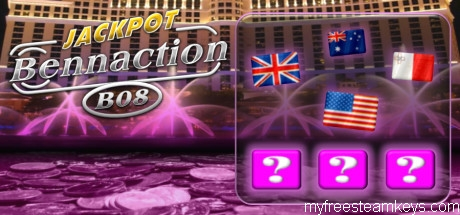 Jackpot Bennaction – B08 : Discover The Mystery Combination free steam key