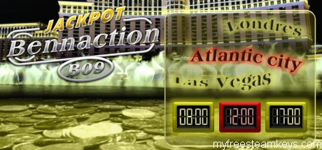 Jackpot Bennaction – B09 : Discover The Mystery Combination free steam key