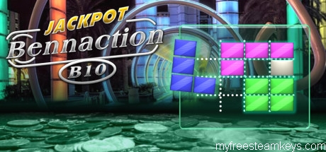 Jackpot Bennaction – B10 : Discover The Mystery Combination free steam key