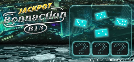Jackpot Bennaction – B13 : Discover The Mystery Combination