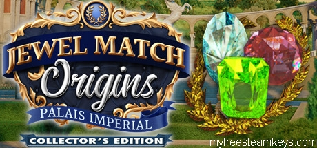Jewel Match Origins – Palais Imperial Collector's Edition