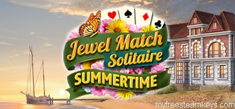 Jewel Match Solitaire Summertime free steam key