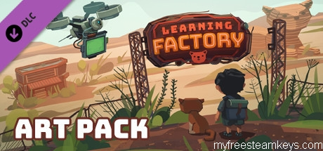 Learning Factory Art Pack free steam key