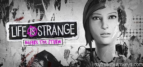 Life is Strange: Before the Storm free steam key