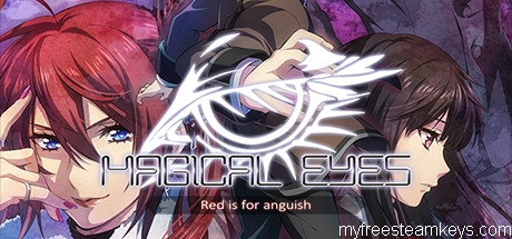 Magical Eyes – Red is for Anguish