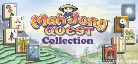 Mahjong Quest Collection free steam key