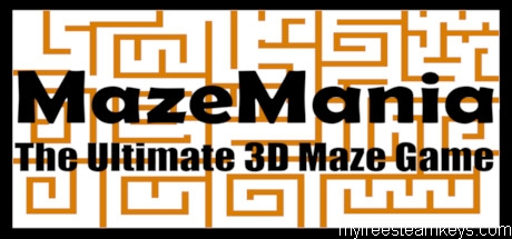 Maze Mania: The Ultimate 3D Maze Game free steam key