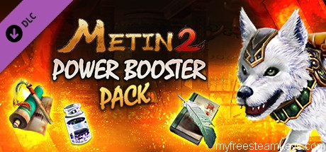 Metin2-Power Booster Pack