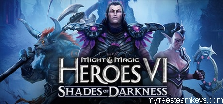 Might & Magic: Heroes VI – Shades of Darkness free steam key