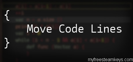 Move Code Lines