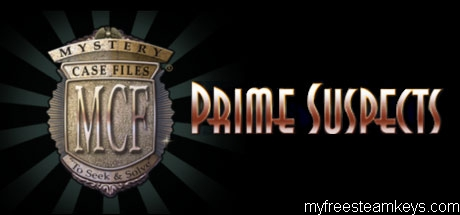 Mystery Case Files: Prime Suspects free steam key