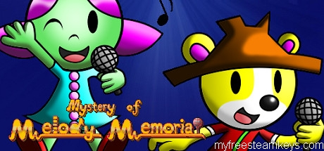 Mystery of Melody Memorial free steam key