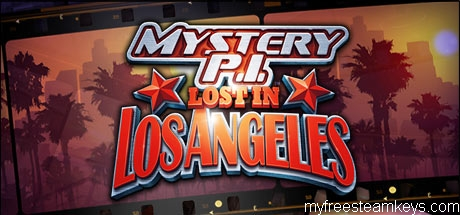 Mystery P.I. – Lost in Los Angeles free steam key