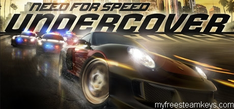 Need for Speed Undercover free steam key