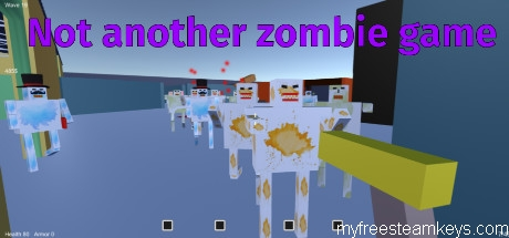 Not another zombie game