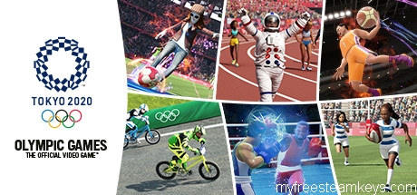 Olympic Games Tokyo 2020 – The Official Video Game free steam key