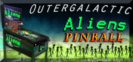 Outergalactic Aliens Pinball free steam key