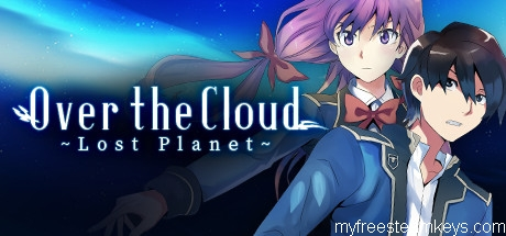 Over The Cloud : Lost Planet