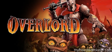 Overlord free steam key