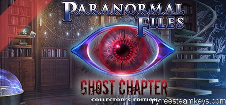 Paranormal Files: Ghost Chapter Collector's Edition free steam key