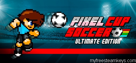 Pixel Cup Soccer – Ultimate Edition free steam key