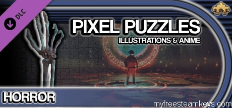 Pixel Puzzles Illustrations & Anime – Jigsaw Pack: Horror free steam key