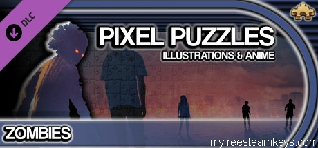 Pixel Puzzles Illustrations & Anime – Jigsaw Pack: Zombies free steam key