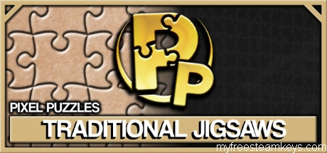 Pixel Puzzles Traditional Jigsaws