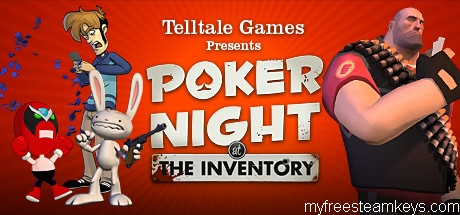 Poker Night at the Inventory free steam key