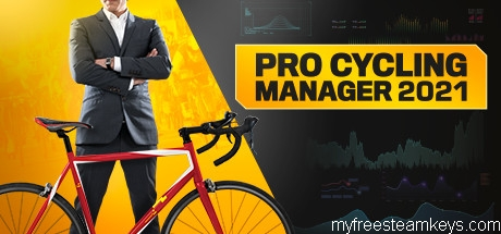 Pro Cycling Manager 2021 free steam key