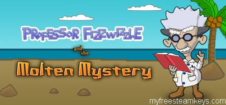 Professor Fizzwizzle and the Molten Mystery free steam key