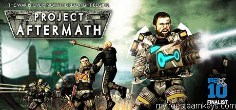 Project Aftermath free steam key