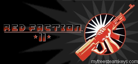 Red Faction II free steam key