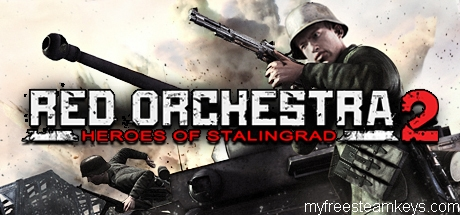 Red Orchestra 2: Heroes of Stalingrad with Rising Storm free steam key
