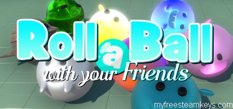 Roll a Ball With Your Friends free steam key