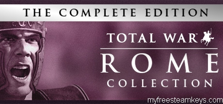 Rome: Total War – Collection free steam key
