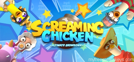 Screaming Chicken: The Game