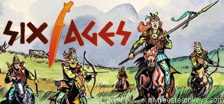 Six Ages: Ride Like the Wind free steam key