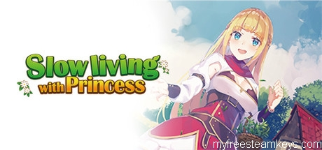 Slow living with Princess free steam key