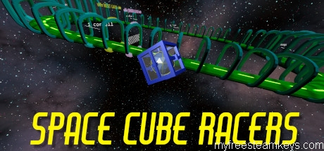 Space Cube Racers free steam key