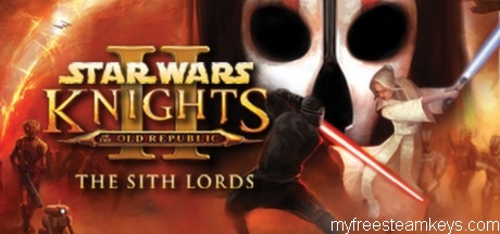 STAR WARS Knights of the Old Republic II – The Sith Lords